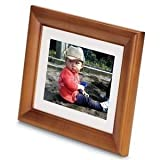 FUJIFILM Digital Photo Frame 7 inch Internal Memory 512MB 800~600 dpi Oak DP-S7V (Japan Import)