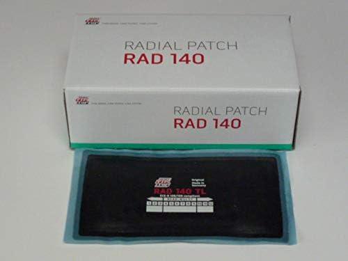 Tip Top RAD 140 TL 512140 Lot de 10 pansements de r/éparation pour pneus
