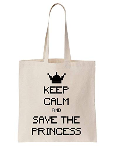 Calm Bag And Keep En Sac Princess The Save Coton d1xUq