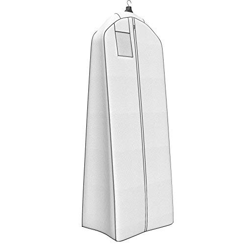 Wedding Gown Gusseted Garment Bag - 20