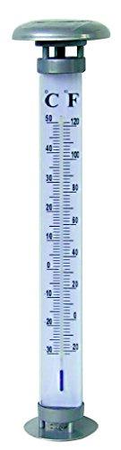 Koch 9450710 Solar Garten-Thermometer Jumbo