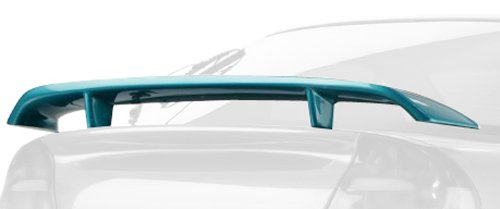 RDX Trunk lid Spoiler black Length 127 cm