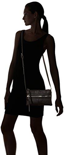 bandolera x 1x12x20 Noos Black Body Bolsos T Mujer Cross PIECES Negro H Pcamber B cm 7xqHzTBgWg
