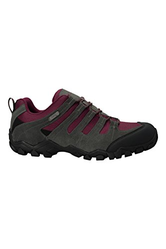 ogni Belfour Mountain da trekking Grigio passeggio Scarpe leggere Warehouse palestra Scuro donna da Da da scarpe stringate per trekking traspiranti stagione qq6w5rxt