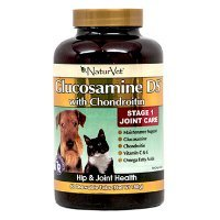 NaturVet Glucosamine DS with Chondroitin - 60 Count