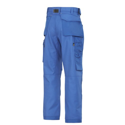 Snickers 3314 Pantalon de travail ultra solide en Canvas+ en Cordura