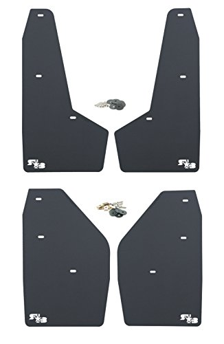 Premium 2017 Ford Raptor Mud Flaps By Rokblokz Ford Mud Guards Work Great For Stock Or Lifted Oversize Tires One Of The Best Raptor Accessories You Can Buy Black With White Logo