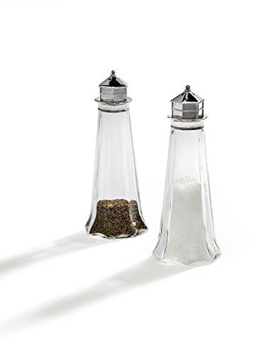 Studio Silversmiths Salt & Pepper W Lighthouse ()