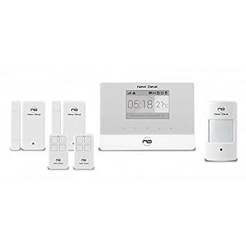 New Deal Live Pro-L9 Blanco sistema de alarma de seguridad ...