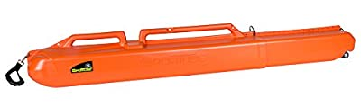 Sportube Series 1 Ski Case, Blaze Orange