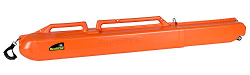 Sportube Series 3 Ski Snowboard Case, Blaze Orange by Sportube