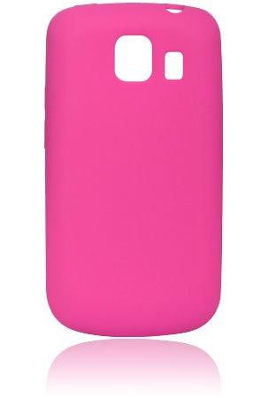 Hot Pink Gel Skin Case for LG Vortex (VS660) (Verizon Vortex Phone Case)
