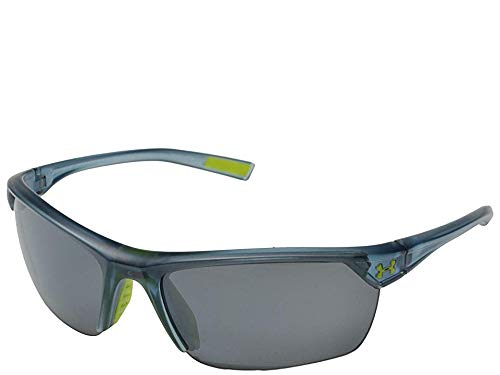 The Best Sunglasses For Your Face Shape - Under Armour Zone 2.0 8600050-177501 Sunglasses,