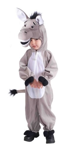 Kid Holloween Costumes (Forum Novelties Child's Small Plush Donkey Costume)