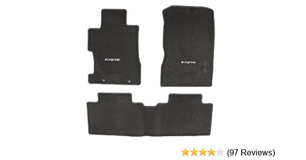 HYUNDAI Genuine 00257-Z0100-BL Floor Mat