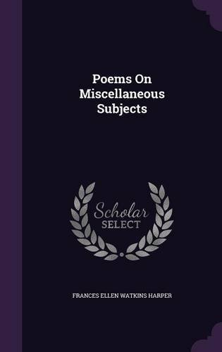 Download Poems on Miscellaneous Subjects pdf epub