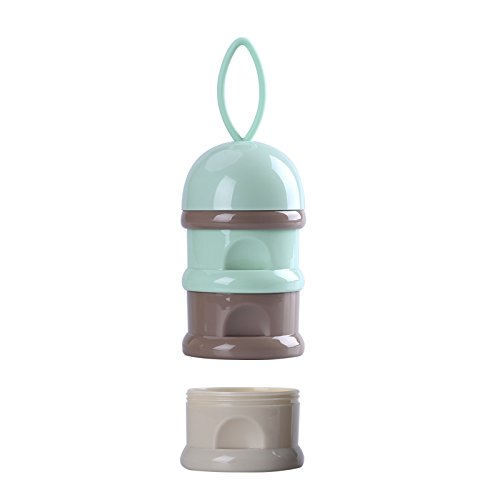 Baby Infant Milk Powder Dispenser Box Food Travel Storage Feeding Bottle Container by HAIXIAO (Image #2)