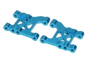 3Racing RC Hobby GT-06/LB Aluminum Front Suspension Arms For Tamiya GT-01