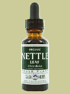 GAIA HERBS Nettle Leaf Supplements, 0.44 Pound