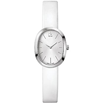 Calvin Klein ck Incentive Leather Ladies Watch K3P231L6