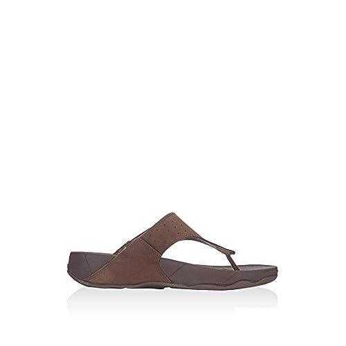 FitFlop Trakk- Sandalias Para Hombre (Chocolate) Marrón, Talla 46