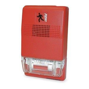 Amazon.com: Edwards g1r-hdvm Cuerno Stobe 24 VDC Rojo: Home ...