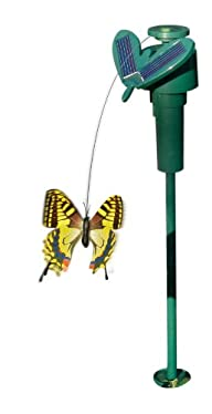 Fascinations Solar Butterfly – Colors May Vary