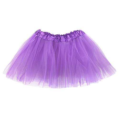 belababy Girl Skirts 3 Layers Organza Baby Tutu,