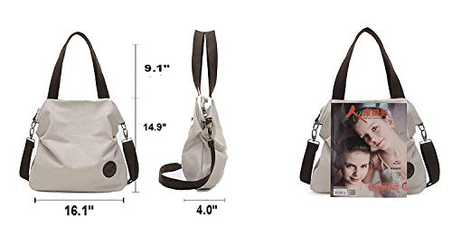 Mfeo Women's Fashion Casual Tote Cross Body Shoudler Bags Handbags Satchel Purse