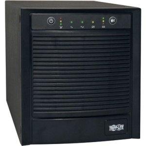 Tripp Lite - SMART2200SLTAA - Tripp Lite UPS Smart 2200VA 1600W Tower AVR 120V Pure Sign Wave USB DB9 SNMP for Servers TAA - 2200VA/1600W - 5 Minute Full Load - 1 x NEMA L5-20R, 6 x NEMA 5-15/20R Wave Server
