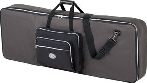Kaces 6-KB Xpress Series Keyboard Bag, 61-Key, small (37 x 15 x 6.5)