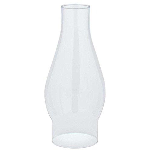 Westinghouse 8306200 Handblown Clear Glass Chimney - 7-1/2