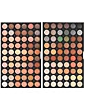 Abody Eye Shadow 120 Colors Makeup Eyeshadow Palette Neutral Warm Halloween Makeup Palette Matte and Shimmer Highly Pigmented