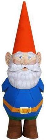 ELVVT ノームランドクリスマスマン3Dペーパーモデル玩具親子DIYマニュアル幼稚園子供の折り紙クラフトジグソーパズルギフト、