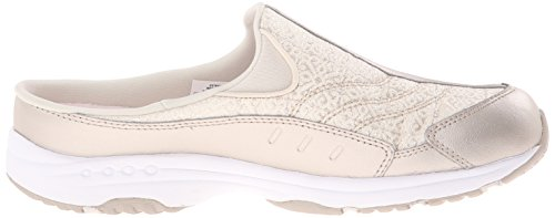 Easy Mules Womens 218 Traveltime Athletic Ivory Spirit UgaUBxwz