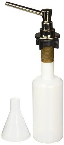 Delta Faucet RP1001PN Soap/Lotion Dispenser, Polished (Polished Nickel Soap)