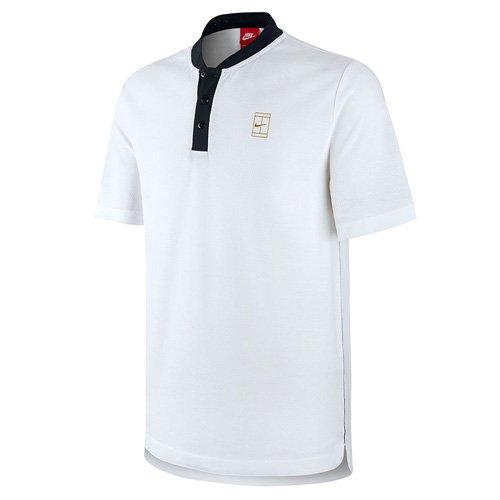 Nike Nike Nike noir noir noir noir mtallique Or 743996 Blanc 100 Homme Polo zOwzra