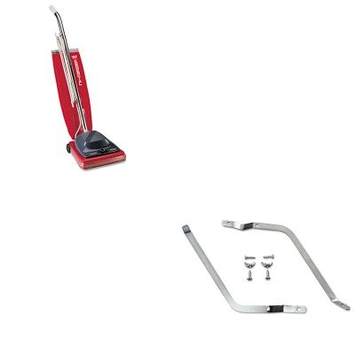 KITBWK119EUKSC684F - Value Kit - Boardwalk Metal Handle Braces (BWK119) and Commercial Vacuum Cleaner, 16quot; (EUKSC684F)
