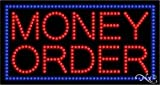 Money Order LED Sign (High Impact, Energy Efficient)