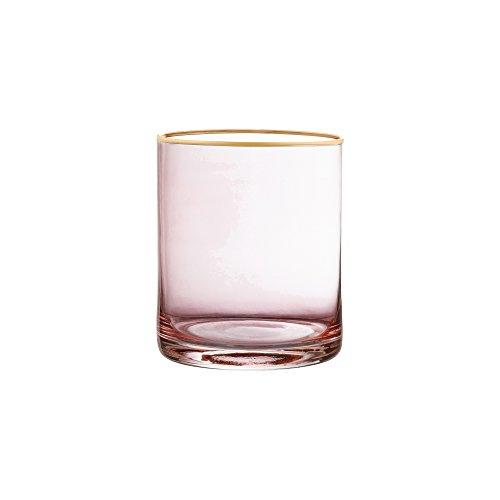 Pink Dinnerware Sets - Fifth Avenue Crystal 229352-4OF Vivienne Old