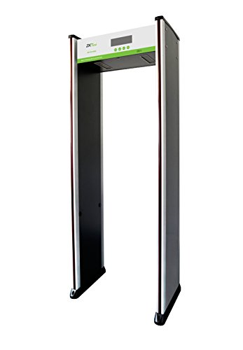 ZKTeco High Sensitive Walk Through Metal Detector 18 Zone
