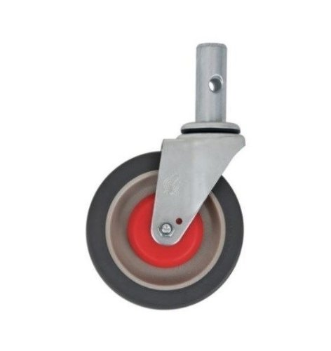 Swivel Gray Non Marking Caster - 3