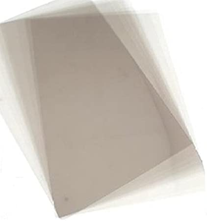 210mm x 297mm Craft A4 size Clear Acetate // Plastic Sheets 180 Microns