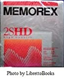 Memorex MF2HD 3.5'' High-Density Floppy Disks (10-Pack with Paper Box)