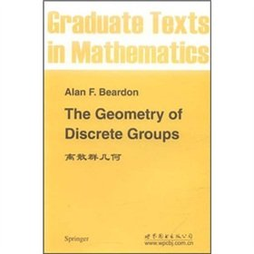 Discrete group geometry(Chinese Edition)