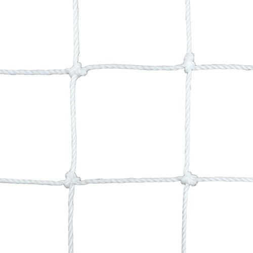 Agora 4mm Nets for 7'x21' Soccer Goals With Depth (Each) by AGORA
