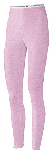 - Duofold by Champion Originals 2-Layer Women's Thermal Underwear_Pink Heather_M