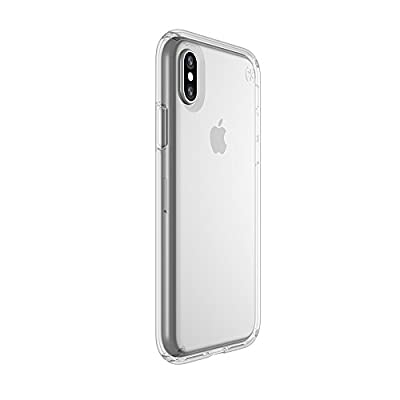 Speck iPhone X Presidio Clear Case by Speculative Product Design, LLC