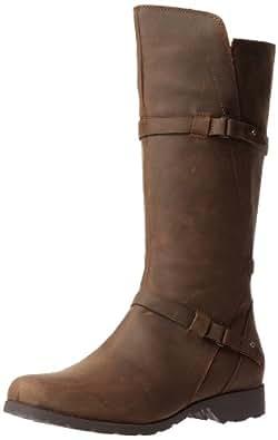 Teva Women's De La Vina Boot,Brown,5 M US