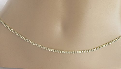 Gold Belly Chain/ Couture Belt Waist Hip Chain/Sexy Rhinestones Waist Chains/Belly Accessory/Wedding Sari Saree Bollywood Waist Chain